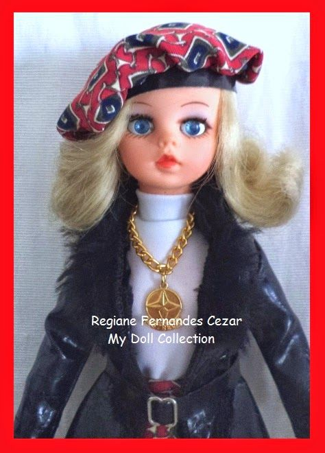 Boneca Susi Estrela anos 70