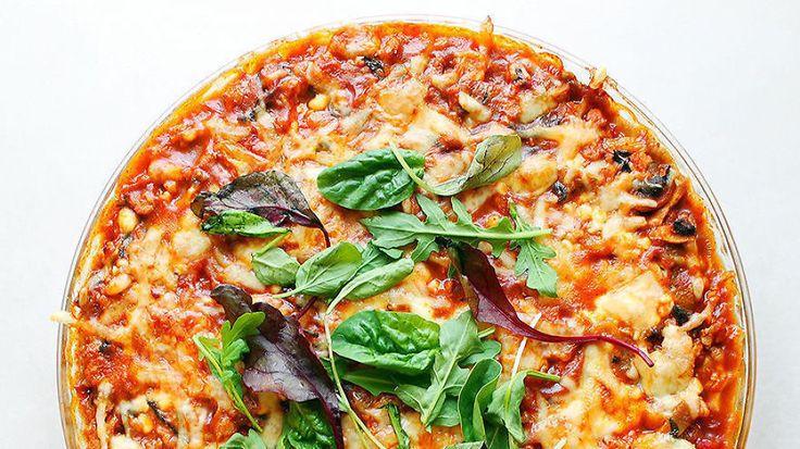 Ukens matblogg: Sunnere tacopai med kjøttdeig og grov bunn
