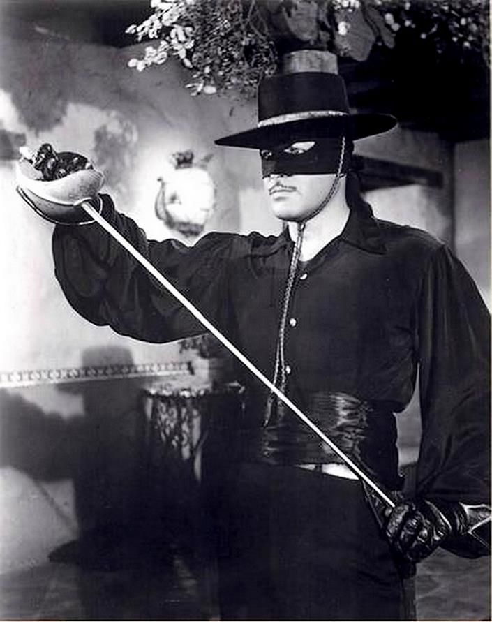 Zorro - Guy Williams