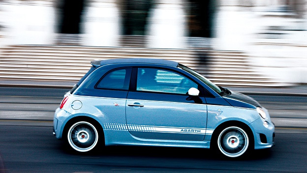 Fiat Abarth 500 C esseesse http://www.autorevue.at/best_of_test/fahrberichte/abarth-500c-esseesse-test-fiat-500c.html
