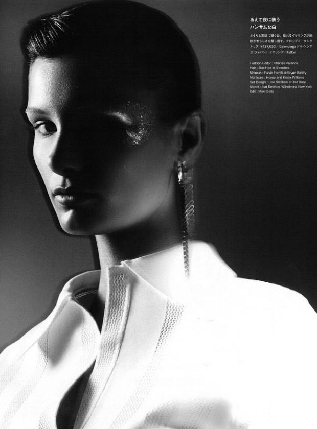 Numéro Magazine Tóquio | Editorial de Moda Maio 2013 | Ava Smith | blog de moda