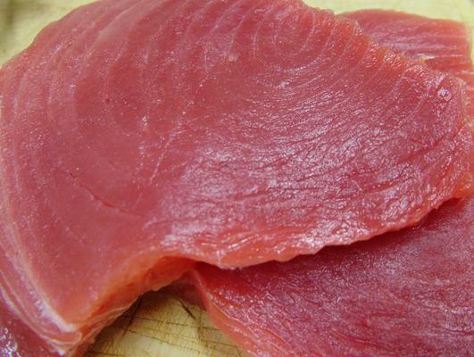 Yellowfin Tuna Loin Steaks