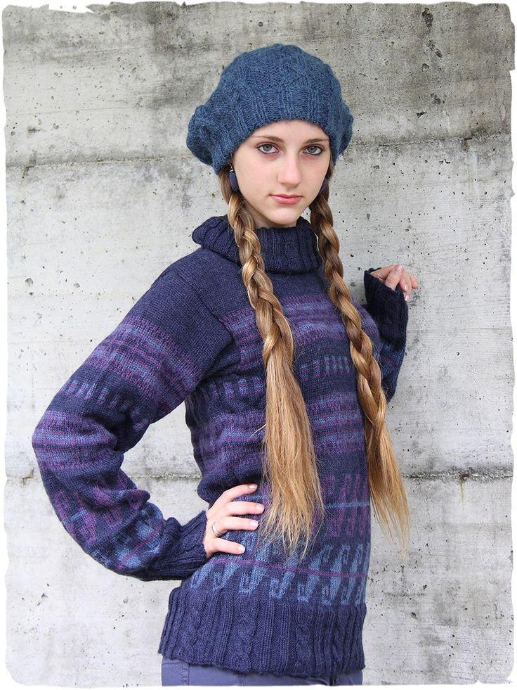 #maglione in #alpaca a collo alto Yvonne http://bit.ly/1IGq3jZ #modaetnica #ethnicalfashion #alpacaswhool #lanadialpaca #peruvianfashion #peru #lamamita #moda #fashion #italianfashion #style #italianstyle #modaitaliana #lamamitafashion #moda2015 #fashion2015 #winter #winterfashion
