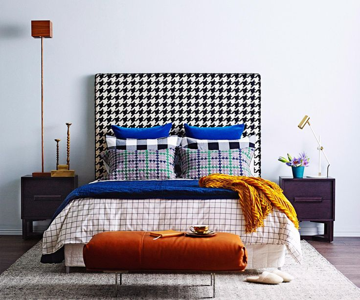 Bored with your bedroom? Get inspired by these easy and inexpensive ways to freshen up your favourite space.