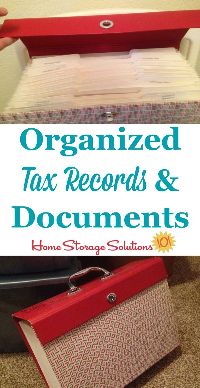 How Long To Keep Tax Records Plus