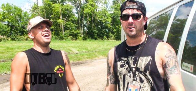 Cruel Hand shares their dream Warped Tour lineup!