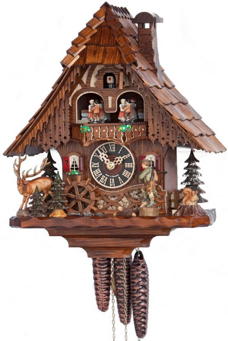 best images about clocks and watches louis xvi cuckoo clock moving hunter