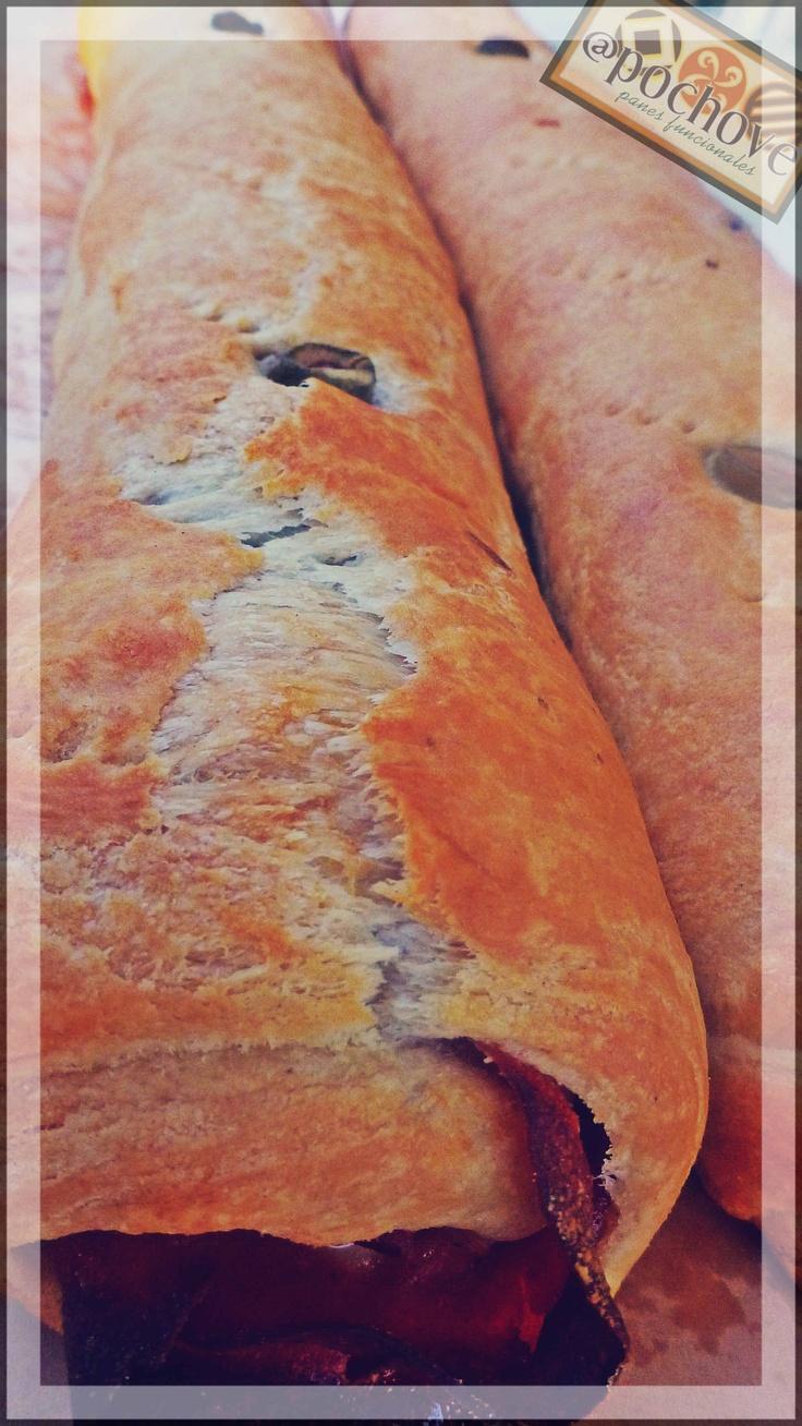 Pan de jamón de hojaldre: Ham, Hojaldre Del, Failures Of, Jamón De, Pochov Panes, Pandejamon De, Panes Funcionales, Puff