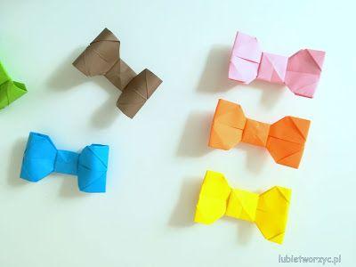 Piękna papierowa mucha orgiami. Już teraz sami możecie nauczyć się ją produkować! :D  #origami #mucha #muszka #bowtie #diy #zróbtosam #handmade #tutorial #poradnik #jakzrobić #howto #sposóbwykonania #instrukcja #instruction #craft #crafts #papercraft #papercrafts #krokpokroku #lubietworzyc