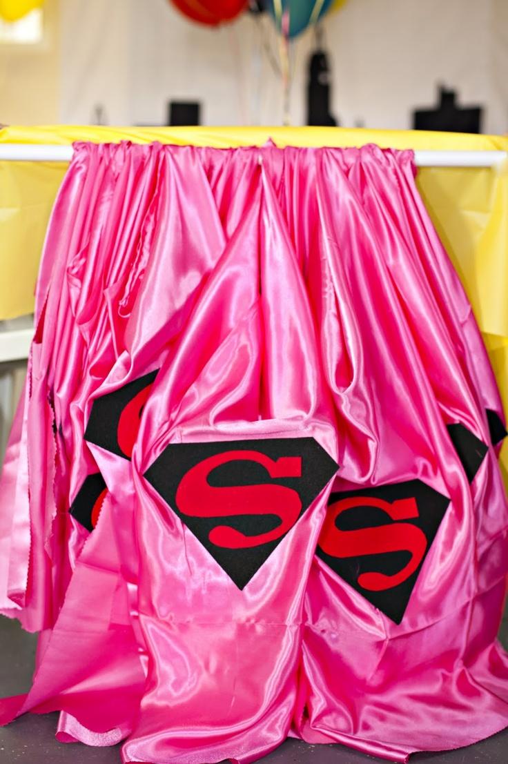 capa de super herói
