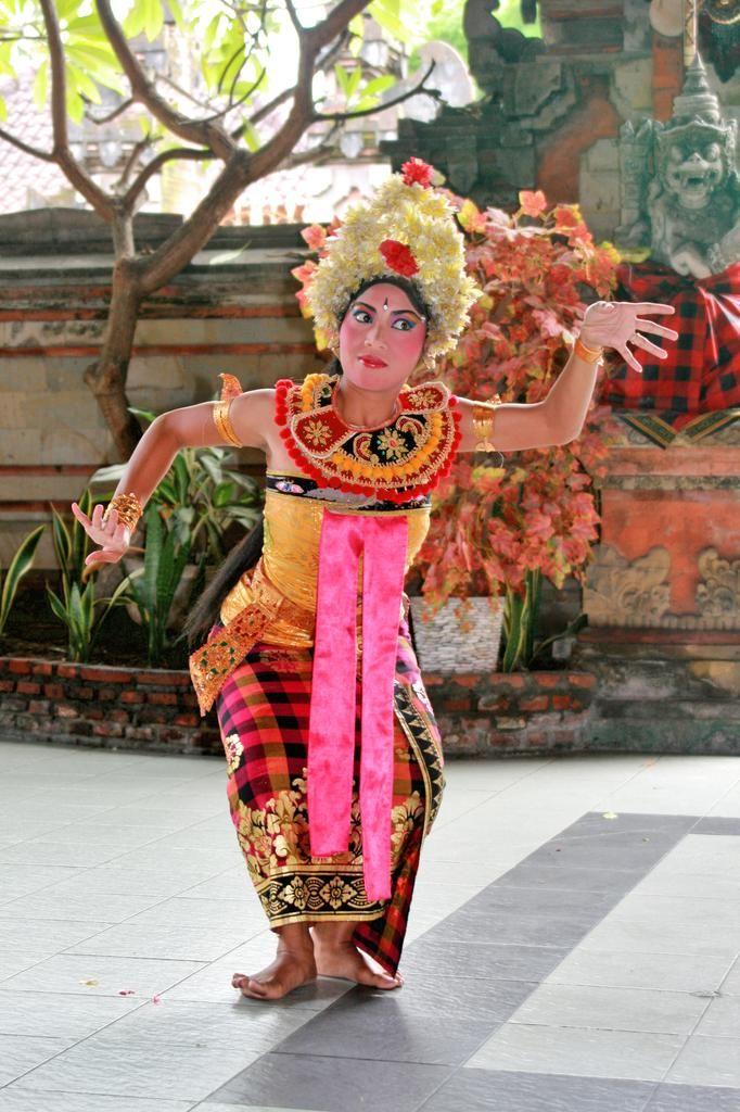 Indonesia, The island of Bali, Barong Dance