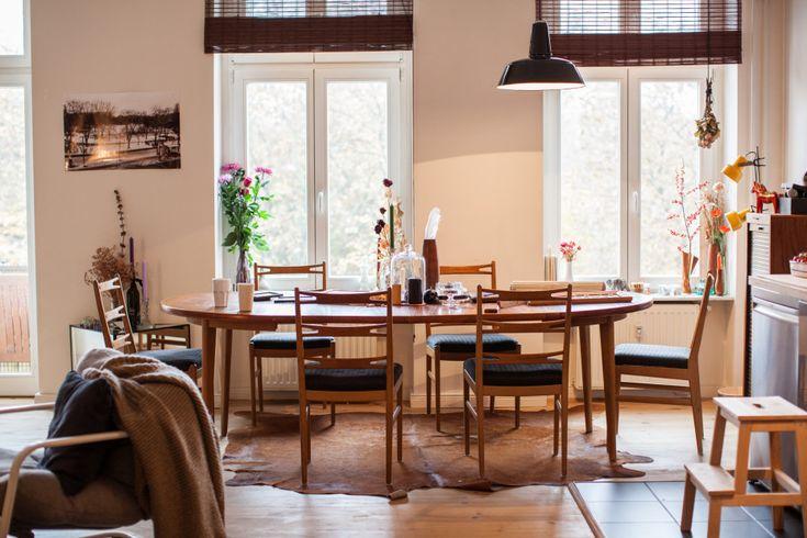 Linda Charlotte Ehrl's apartment in Berlin / photo by Julia Grossi