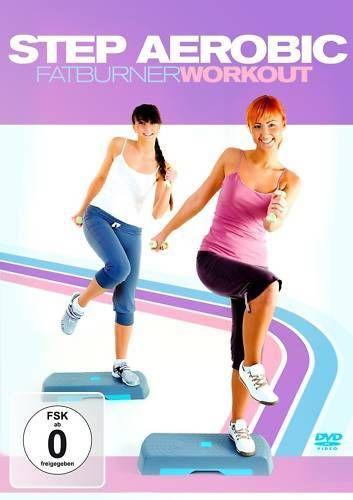 DVD Step Aerobics Fat burner Workout