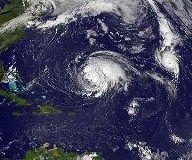Temporada de huracanes puede ser más activa de lo normal