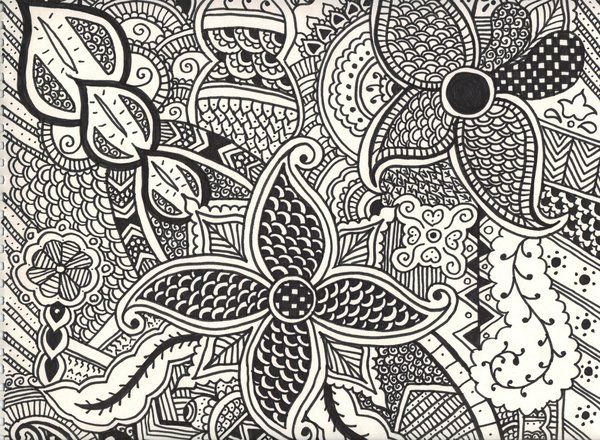 Henna Elephant Coloring Pages Coloring Pages Henna