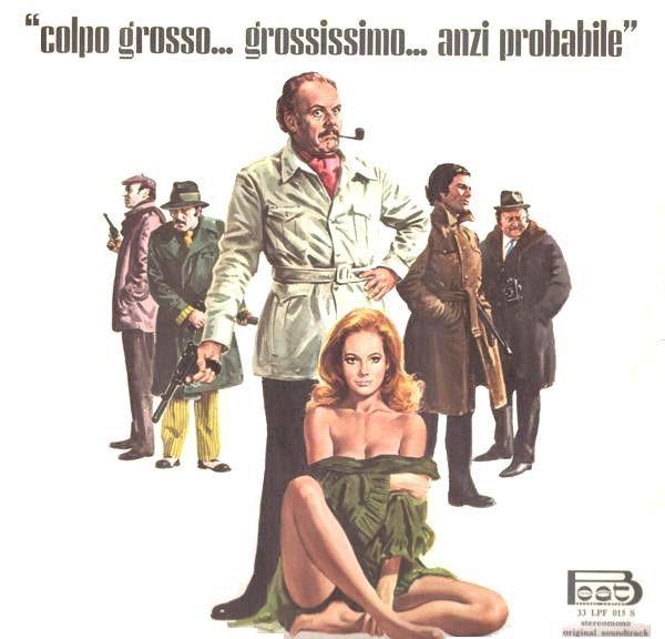Luciano Simoncini - Orchestra Renato Serio - Colpo Grosso... Grossissimo... Anzi Probabile: buy LP, Album at Discogs