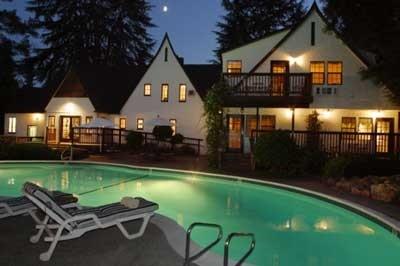 Candlelight Inn - Napa, California. Napa Bed and Breakfast Inns