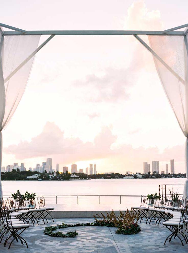 beach wedding south west uk%0A Mondrian South Beach  Waterfront Wedding Venue  Miami South Beach