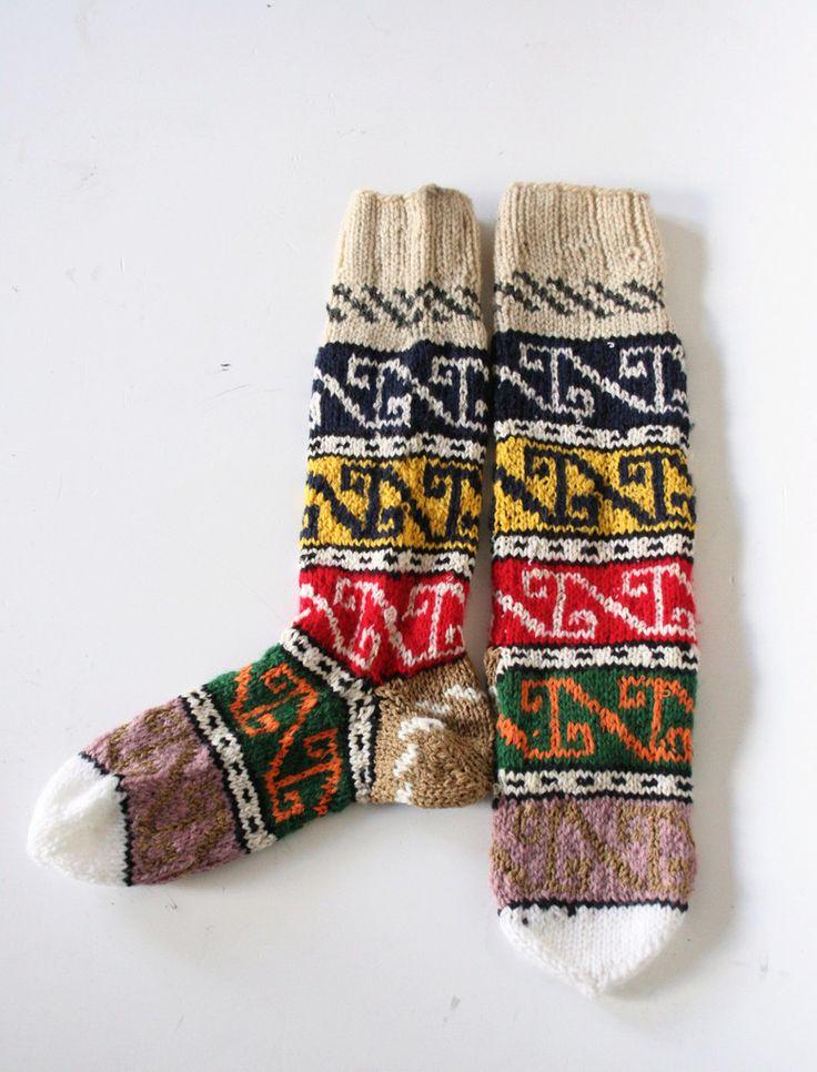 Turkish Socks