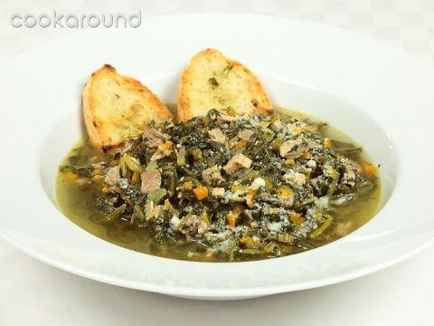 Zuppa di prosciutto e verdure: Ricette di Cookaround | Cookaround