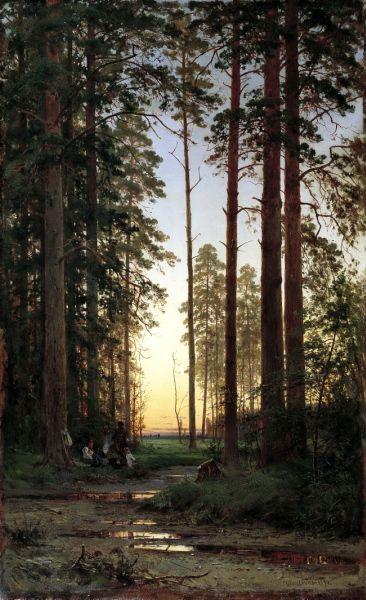 Edge of the Forest: Ivan Shishkin