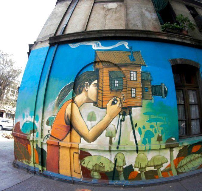 Estudio Creativo Fuga/ Santiago de Chile    Aner/ Alapinta
