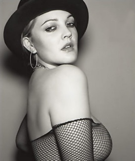 Drew barrymore sexy ass