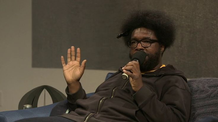 Lecture: Questlove (New York, 2013)