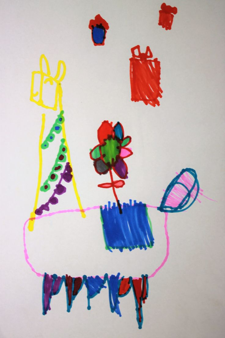 Lovely Llama drawing for a relief print Keilah 4 years