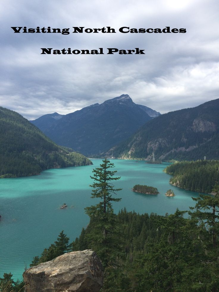 North Cascades National Park is located in Northern Washington, almost in Canada. We hadn't heard much about this park, so we arrived and were just kind of hoping for the best. We weren't even sure…