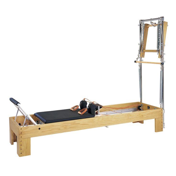 Peak Pilates Fit Reformer: Peak Pilates Total Workout System