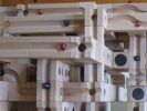 Complex multi level Cuboro design