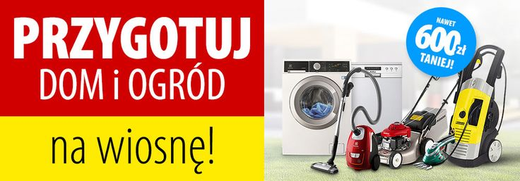 PRZYGOTUJ DOM I OGRÓD NA WIOSNĘ!  http://kodyrabatowe.eu/przygotuj-dom-ogrod-wiosne/