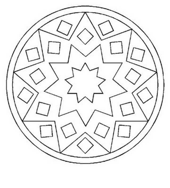 123 best Mandala Patterns images on Pinterest | Stained glass ...