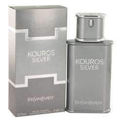 Kouros Silver Eau De Toilette Spray By Yves Saint Laurent