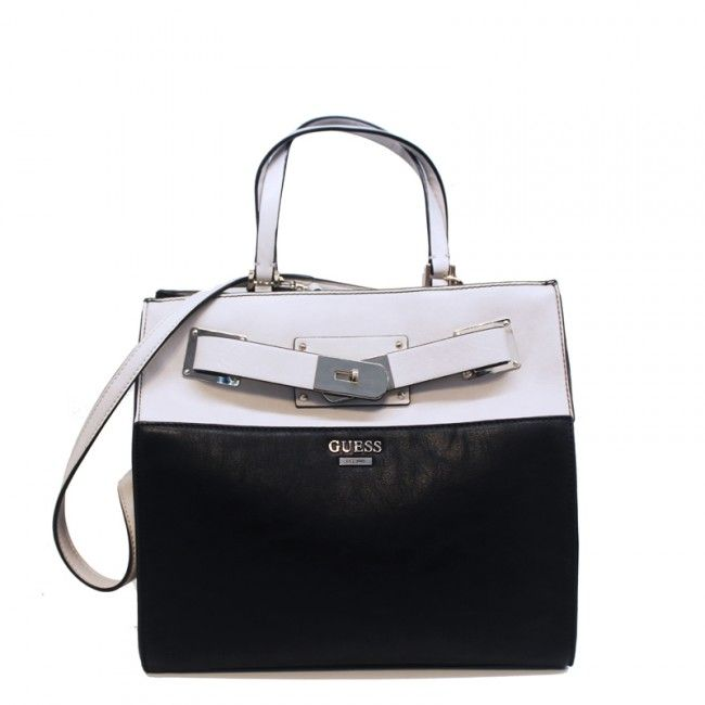 Borsa Guess due manici con tracolla Crew VG5064230  #guess #handbags #style #accessories