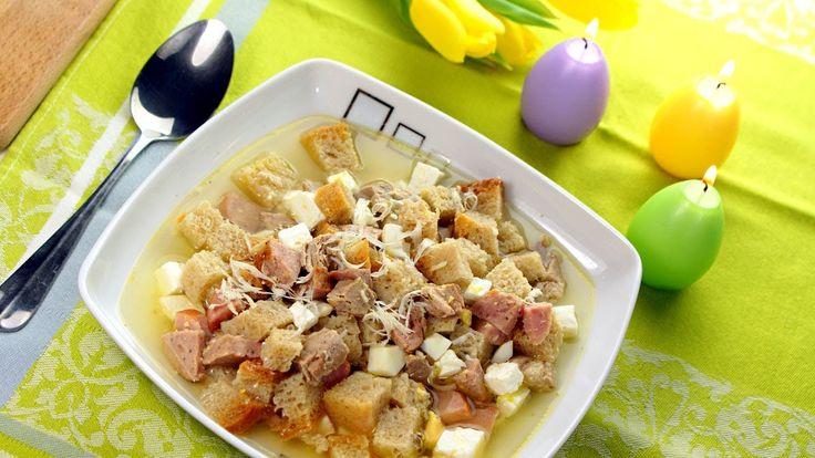 Barszcz wielkanocny, to wyjątkowe tradycyjne danie wielkanocne, znane i lubiane w wielu regionach Polski. Jest specyficzne, smaczne i jednoznacznie kojarzone ze świętami wielkanocnymi.