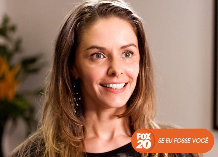 """Bianca Rinaldi é """"Giovanna"""". Se Eu Fosse Você - Estreia, em outubro #EuCurtoFOX  Confira conteúdo exclusivo no www.foxplay.com"""