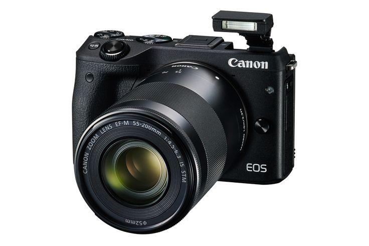 """Canon M3, la nueva """"sin espejo"""""""