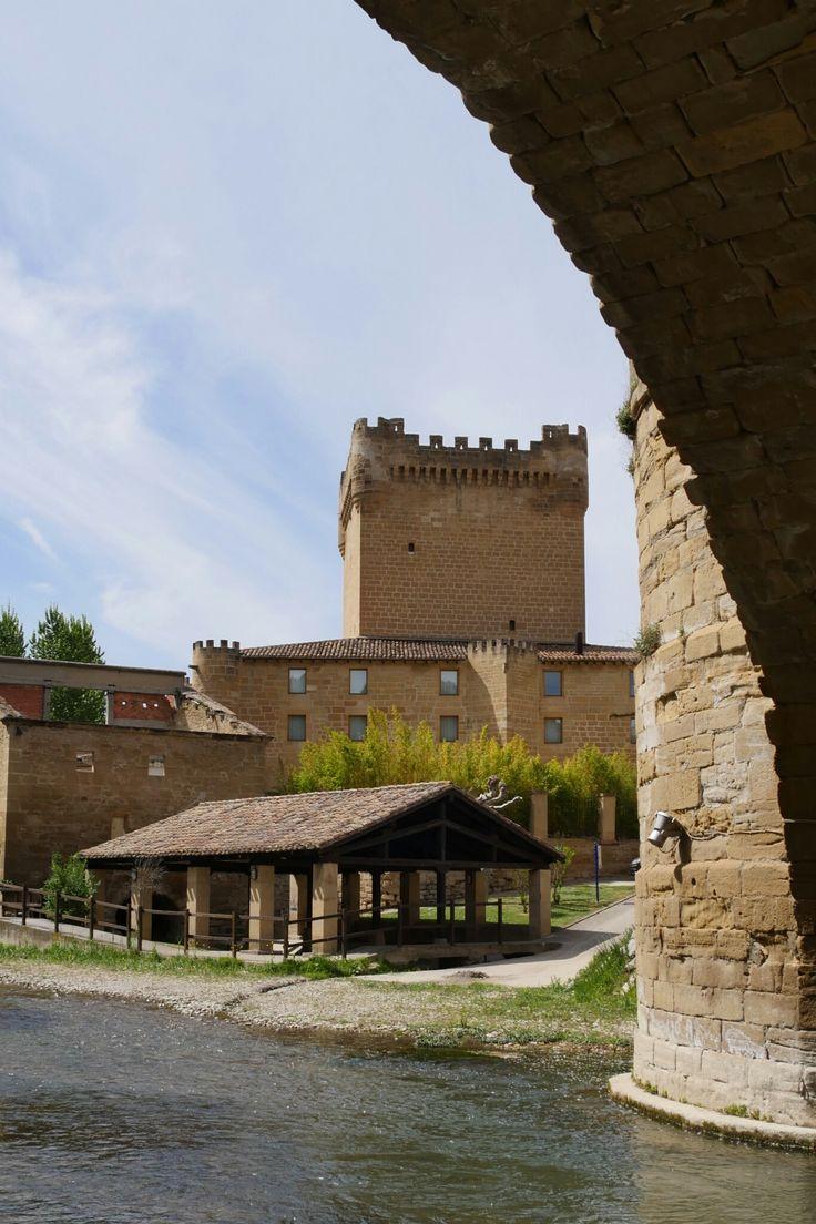Castle of Cuzcurrita de Río Tíron - La Rioja, Spain
