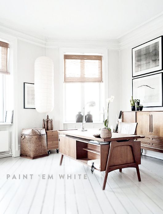white floors. SF GIRL BY BAY