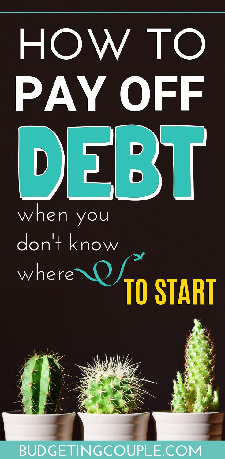 How To Pay Of Debt in 2019