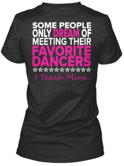 how to dance as a teacher