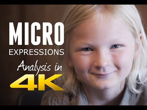 FULL MICRO EXPRESSIONS Analysis in 4K LIE TO ME Style - Micro Expressions Training as in Lie To Me - YouTube