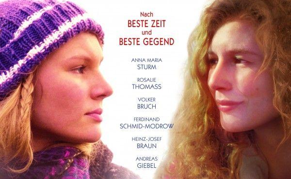 """""""Beste Chance"""" … Interview mit Rosalie Thomass, Anna Maria Sturm und Volker Bruch über …"""