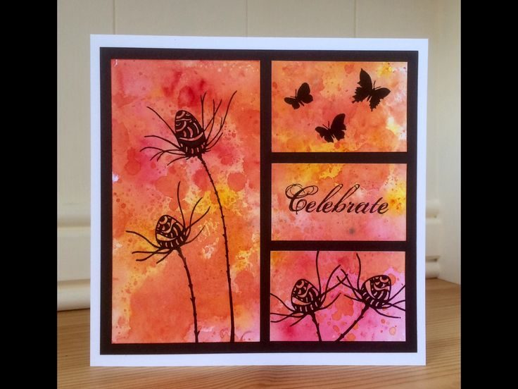 Wendy's Card Craft: Lavinia Stamps Challenge!