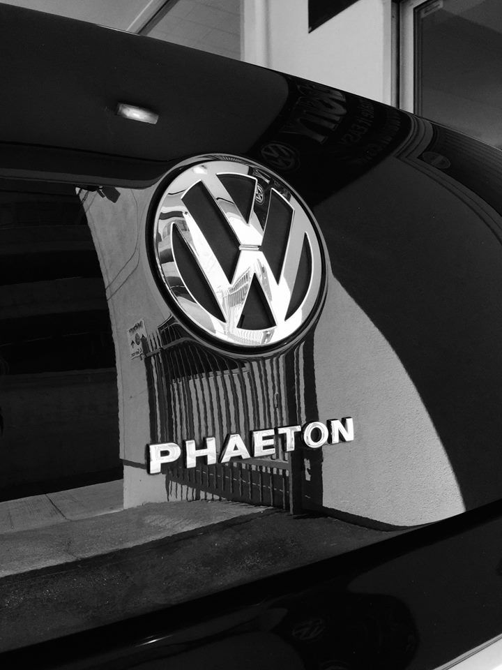 VW Phaeton | University Volkswagen | Seattle, WA | universityvw.com