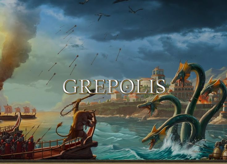 Grepolis darmowa przeglądarkowa gra strategiczna, zaprojektowana oraz wydana przez firmę InnoGames znaną z takich hitów jak Tribal Wars czy Forge Of Empires.