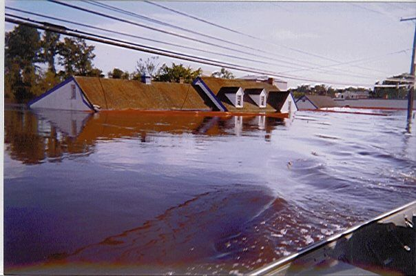 photos of hurricane floyd damage - Google Search