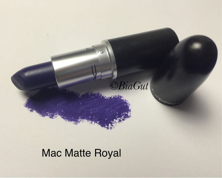 Populaire The 25+ best Mac matte royal ideas on Pinterest | Mac lipstick  AT07